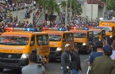 Defensa Civil participa en Desfile Militar por la Batalla del 30 de...