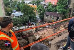 Defensa Civil realiza evacuaciones ante inundaciones por Beryl