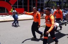 Defensa Civil brinda asistencia en Feria del Libro 2018