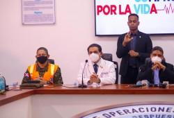 Instituciones listas para operativo Semana Santa 2021