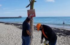 Defensa Civil clausura 238 playas y balnearios para Semana Santa...