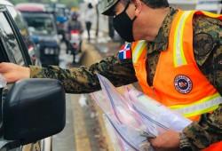 Defensa Civil realiza campaña preventiva a nivel nacional durante el operativo Semana Santa 2021