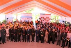 Gradúan 121 Evaluadores en el Índice de Seguridad de Escuelas, Acueductos y Hospitales