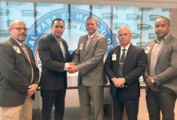 RD y Puerto Rico intercambian experiencias en Gestión Integral del Riesgo de Desastres