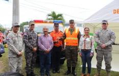 Entregan vehículo de rescate a Defensa Civil Puerto Plata