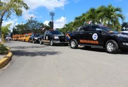 Defensa Civil participa en Desfile Militar por el Día de la Independencia
