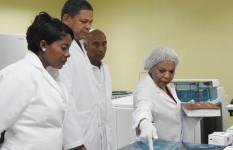 Director DC visita Cruz Roja Dominicana; posible acuerdo...