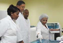 Director DC visita Cruz Roja Dominicana; posible acuerdo interinstitucional