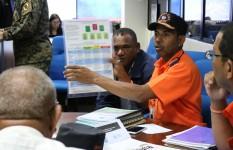 Defensa Civil participa en Simulación de Huracán
