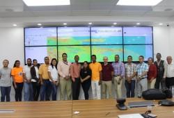 """Imparten curso """"Uso y Manejo de Geonodos"""" a técnicos del SINI"""