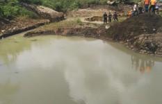 Defensa Civil recupera cuerpos de tres niños ahogados en una laguna...