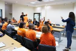 """Imparten curso-taller sobre """"Agua y Saneamiento"""""""