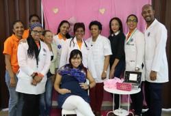 Defensa Civil realiza jornada de prevención contra el cáncer de mama