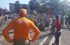 Defensa Civil participa en Desfile Nacional de Carnaval 2018