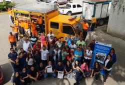Realizan actividades de capacitación y sensibilización en comunidades vulnerables de Santiago, San Juan y Puerto Plata