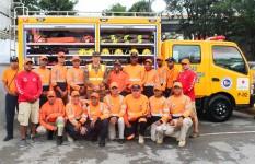 Entregan vehículo y equipos de rescate a Defensa Civil Santiago