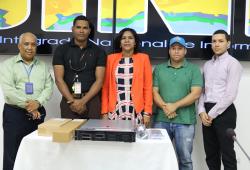 CNE fortalece sus capacidades en temas de pronósticos con colaboración del PMA