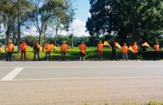 ¡Héroes Naranja! Voluntarios de la Defensa Civil renuncian a...