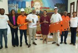 La Unión Europea y la Comisión Nacional de Emergencias oficializan y equipan 7 Redes Comunitarias de Prevención, Mitigación y Respuesta de Santiago, San Juan y Puerto Plata