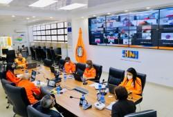 CNE y Defensa Civil imparten orientación virtual a Gobernadoras/es Provinciales, en materia de prevención, mitigación y respuesta ante desastres