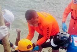Defensa Civil recupera cuerpos de tres jóvenes que se ahogaron en presa Jigüey, San José de Ocoa
