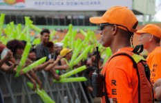 Defensa Civil brinda asistencia durante aniversario del Grupo de...