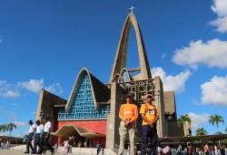 Defensa Civil lista para asistir durante Operativo de la Virgen de la Altagracia