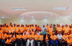 Defensa Civil juramenta Comités de Prevención, Mitigación y...