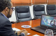"""Director Defensa Civil, Juan Salas, participa en lanzamiento """"Plan..."""