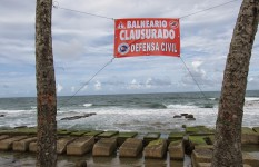 Defensa Civil clausura 206 balnearios y playas esta Semana Santa...